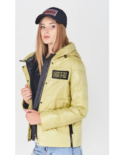 Куртка - желтая Meajiateer