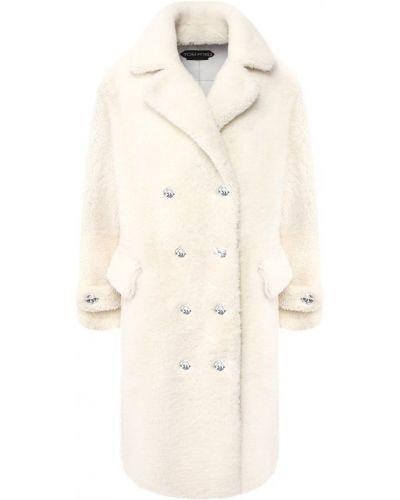 Пальто из овчины пальто Tom Ford