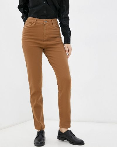Коричневые турецкие брюки Mossmore