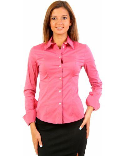 Розовая блузка Patrizia Pepe