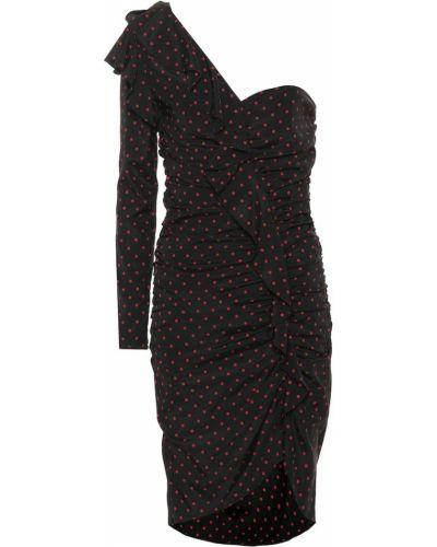 Платье в горошек классическое Veronica Beard