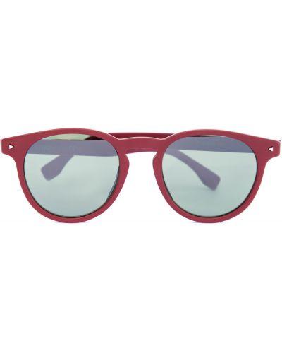 Солнцезащитные очки для зрения круглые Fendi (sunglasses)
