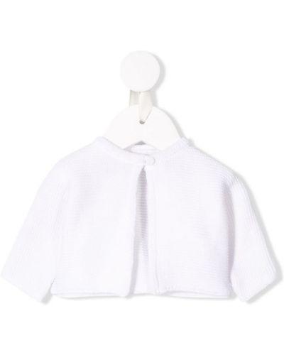 Пиджак короткий белый Il Gufo