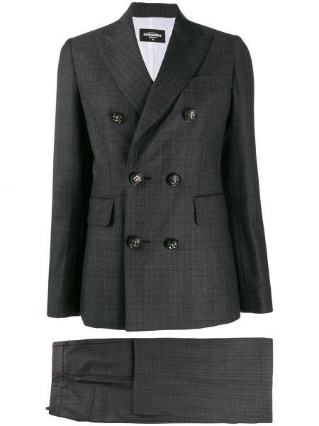 Spodni garnitur długo dwurzędowy Dsquared2