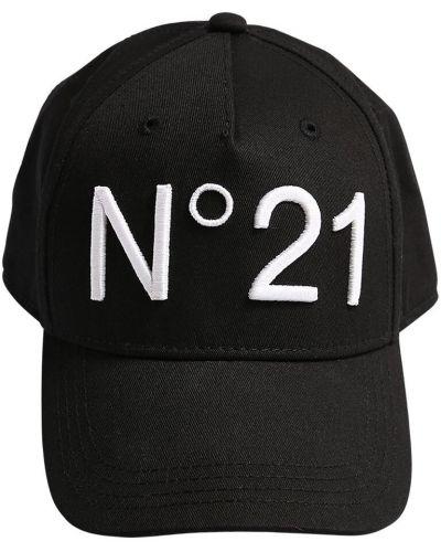 Kapelusz z logo N°21