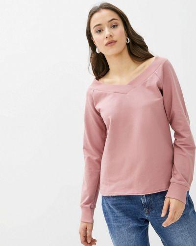 Розовый свитшот D.s