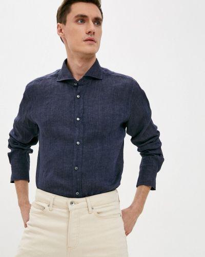 Рубашка - синяя Windsor