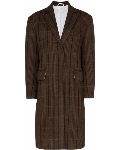 Пальто с капюшоном на пуговицах Calvin Klein 205w39nyc