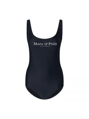 Stroj kąpielowy jednoczęściowy - niebieski Marc O'polo
