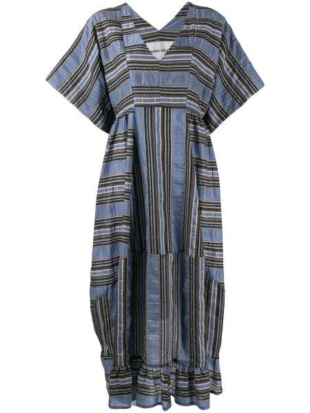 Платье мини миди макси Henrik Vibskov