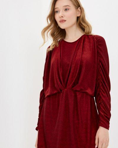 Красное вечернее платье Imperial