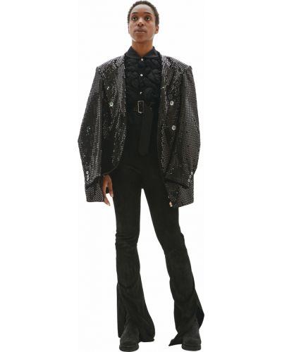 Пиджак с пайетками Junya Watanabe