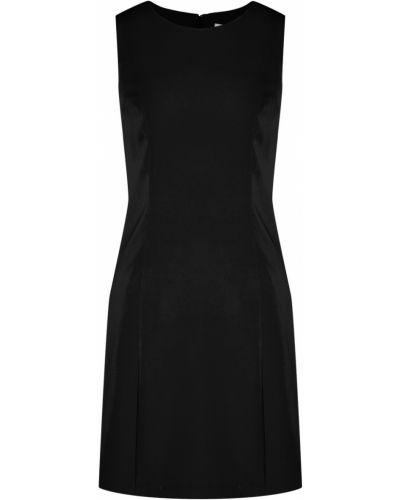Платье мини на бретелях со складками Calvin Klein
