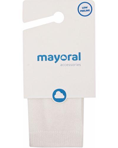 Хлопковые колготки Mayoral