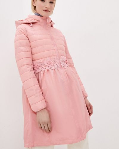 Утепленная куртка - розовая Tantra