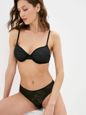Черные трусы бразильяна Calvin Klein Underwear