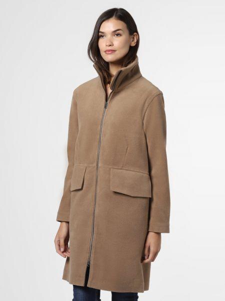 Beżowy płaszcz Didriksons