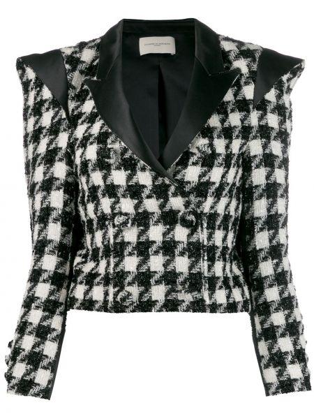 Черный короткая куртка Giuseppe Di Morabito