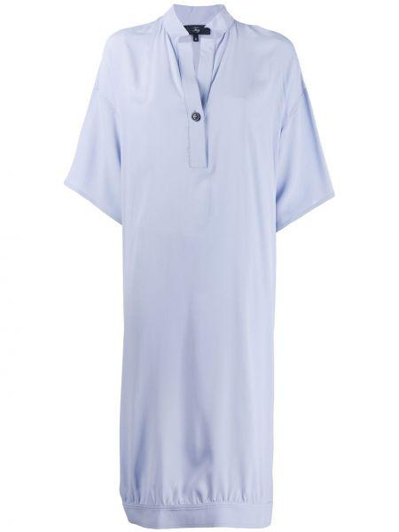 Платье мини миди на пуговицах Fay