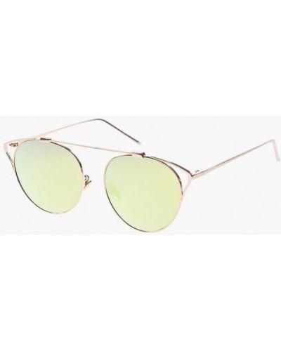 Солнцезащитные очки кошачий глаз зеленый Vittorio Richi