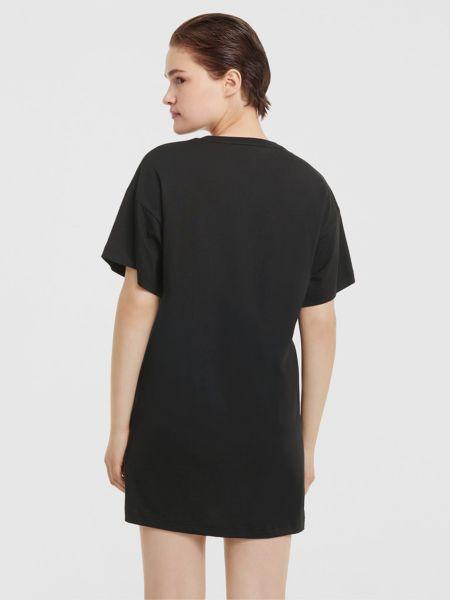 Хлопковое платье - черное Puma