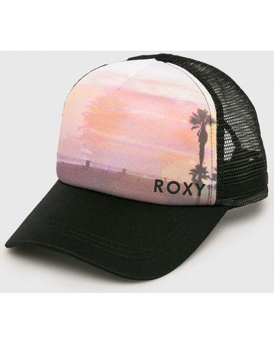 Шапка с узором Roxy