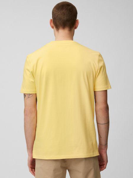 Базовая футболка - синяя Marc O'polo Denim