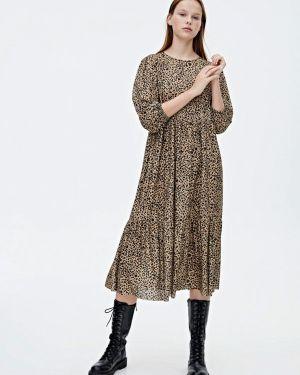 Платье прямое осеннее Pull&bear