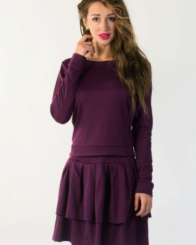Костюм фиолетовый Подіум