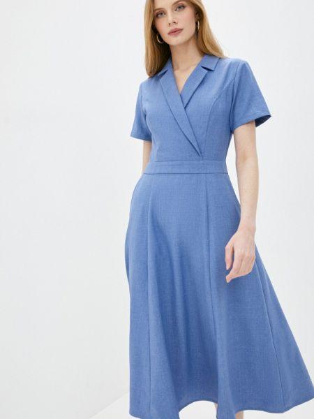 Платье - голубое Rosso-style