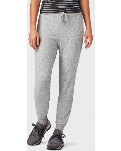 Серые спортивные брюки Tom Tailor Denim