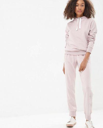 Розовый спортивный костюм Sitlly