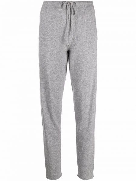 Трикотажные спортивные брюки - серые D.exterior
