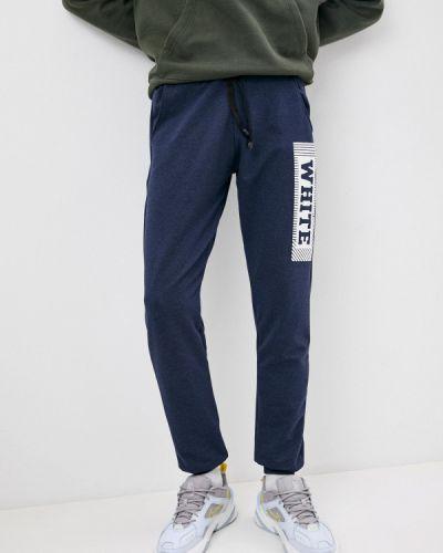 Синие спортивные брюки Blacksi