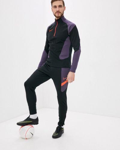 Костюмный черный спортивный костюм Nike