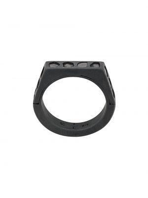 Серое кольцо с бриллиантом Parts Of Four