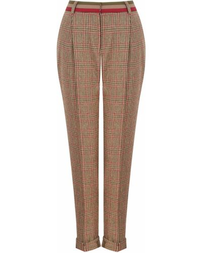 Прямые акриловые прямые брюки Laroom