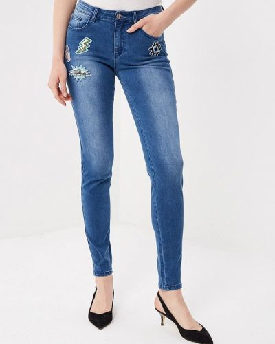 Синие джинсы Naf Naf