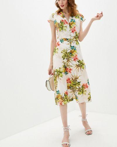 Платье - бежевое Marciano Los Angeles