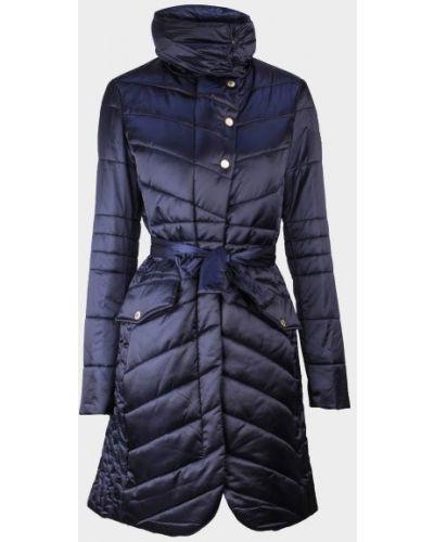 Пальто casual - черное Madzerini