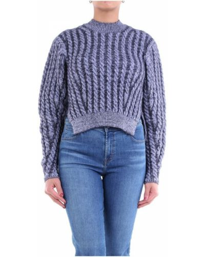 Niebieski sweter Chloe