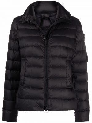 Пуховая куртка - черная Peuterey