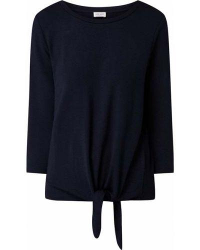 Niebieska bluzka z wiskozy Gerry Weber