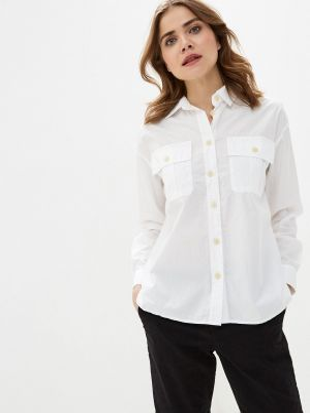 Белая рубашка Gap