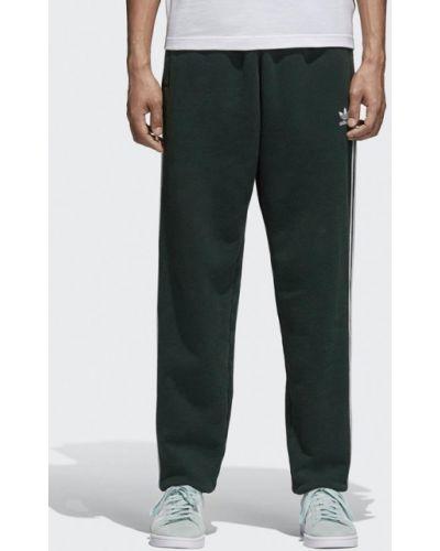 Зеленые спортивные брюки Adidas Originals