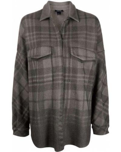 Рубашка с длинным рукавом - зеленая Avant Toi