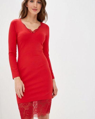 Платье красный Fashion.love.story