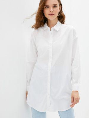 Белая рубашка с длинным рукавом Tiffosi