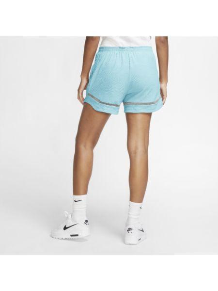 Niebieski szorty Nike
