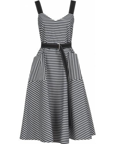 Хлопковое платье - черное Beatrice.b